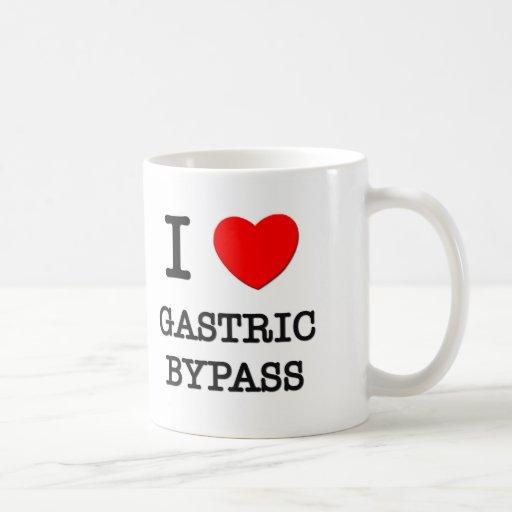 I Love Gastric Bypass Mugs