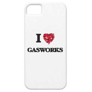 I Love Gasworks iPhone 5 Cover