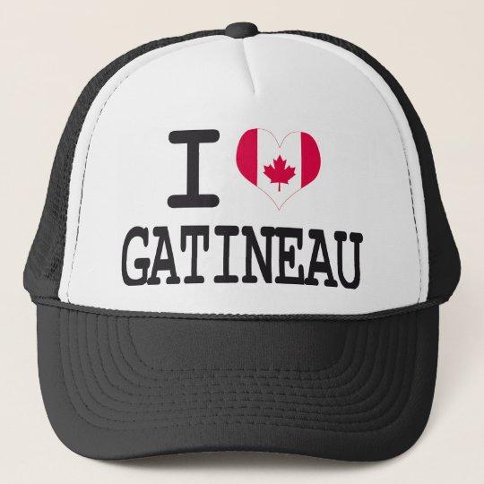 I love Gatineau Trucker Hat