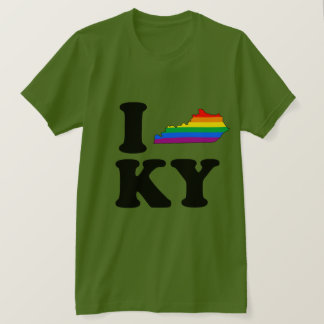 I LOVE GAY KENTUCKY T-Shirt