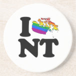I LOVE GAY NORTHWEST TERRITORIES -.png Coaster