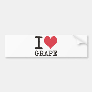 I Love GAY Products & Designs! Bumper Sticker