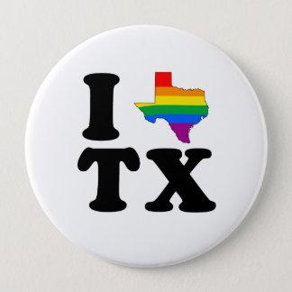 I LOVE GAY TEXAS BUTTON