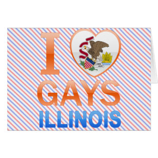 I Love Gays, IL Cards