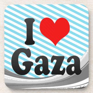 I Love Gaza, Palestinian Territory Drink Coasters