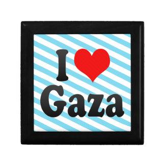 I Love Gaza, Palestinian Territory Gift Box