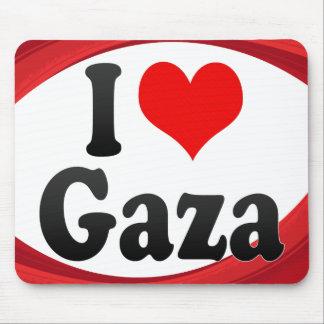 I Love Gaza, Palestinian Territory Mouse Pad