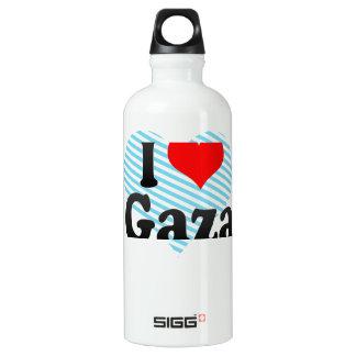 I Love Gaza, Palestinian Territory SIGG Traveler 0.6L Water Bottle