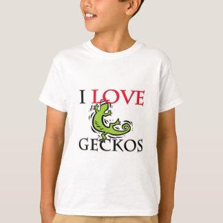 I Love Geckos T-Shirt