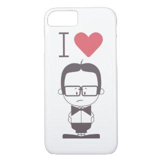 I Love Geeks iPhone 7 Case