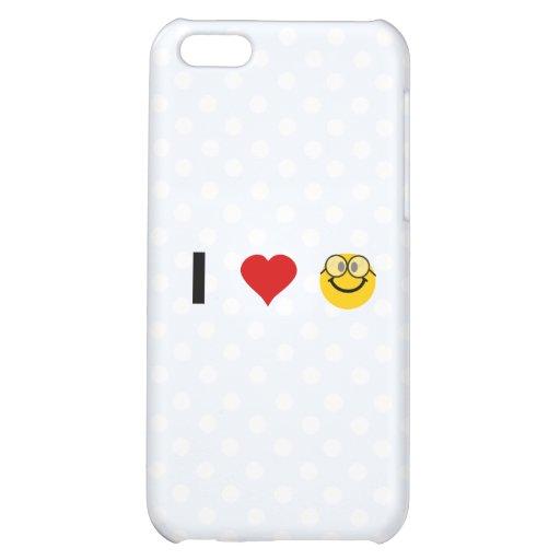 I love Geeks iPhone 5C Covers