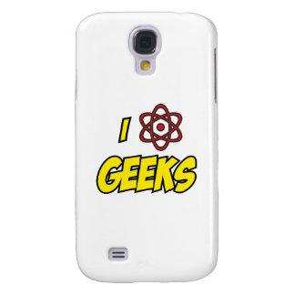 I Love Geeks Samsung Galaxy S4 Case