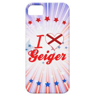 I Love Geiger, Alabama iPhone 5/5S Cover