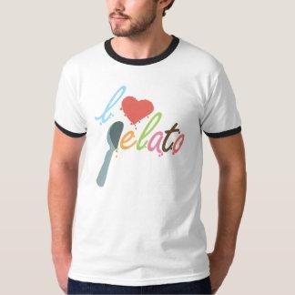 I love gelato tee shirt