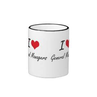 I love General Managers Ringer Coffee Mug