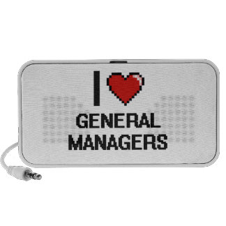 I love General Managers iPhone Speakers