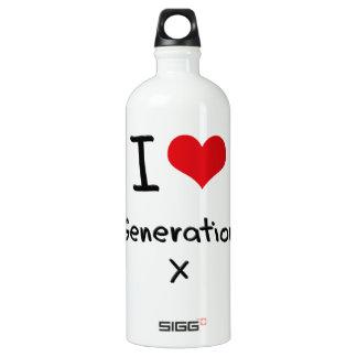 I Love Generation X SIGG Traveler 1.0L Water Bottle