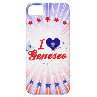 I Love Geneseo, Kansas iPhone 5 Covers
