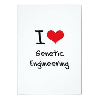 I Love Genetic Engineering Personalized Invites