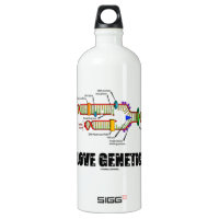 I Love Genetics (DNA Replication) SIGG Traveler 1.0L Water Bottle