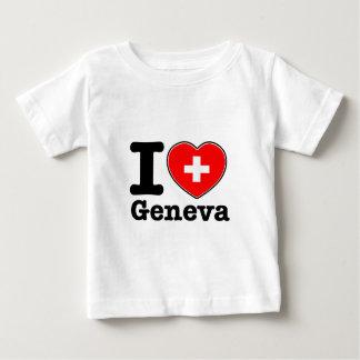 I love Geneva Baby T-Shirt