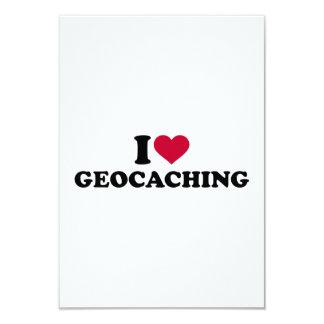 I love Geocaching Card