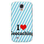 I love Geocaching Galaxy S4 Case