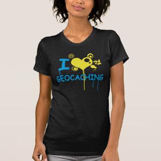 I love geocaching playeras