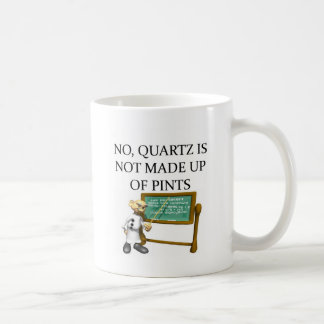 i love geology coffee mug