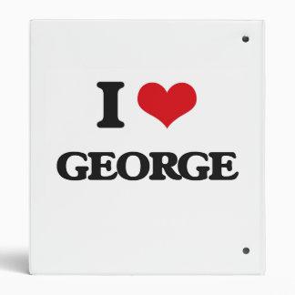 I Love George Binder