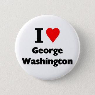 I love george washington button