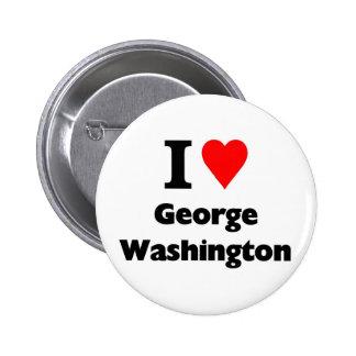 I love george washington buttons