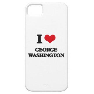 I love George Washington iPhone 5 Cover