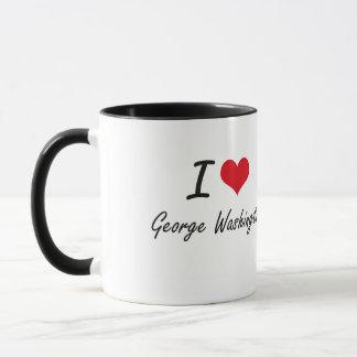 I love George Washington Mug