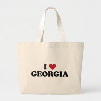 I Love Georgia Bags