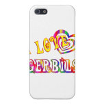 I LOVE GERBILS COVERS FOR iPhone 5