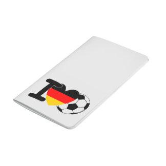 I Love German Football Journal