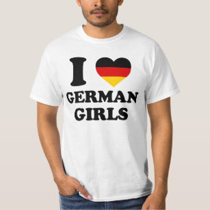 I love german girls