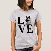 I love German Shepherd Dogs T-Shirt
