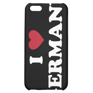 I Love Germany Case For iPhone 5C