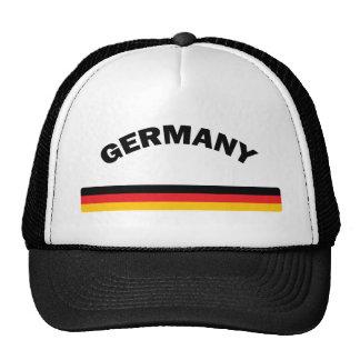 I Love Germany Trucker Hats