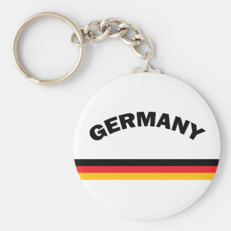 I Love Germany Keychains