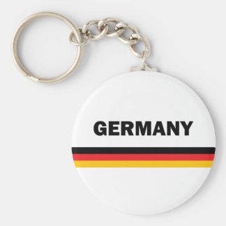 I Love Germany Key Chains