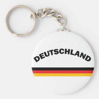 I Love Germany Keychain