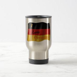 """I love Germany"" Mug Coffee Mug"