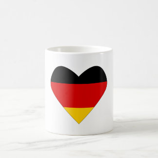 I love Germany mug / Germany heart