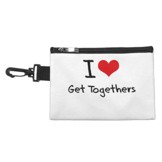 I Love Get Togethers Accessories Bags