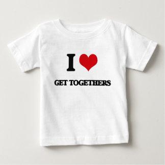 I love Get Togethers Tshirt