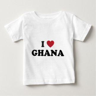 I Love Ghana Baby T-Shirt