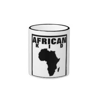 I love Ghana (I'm Ghanian) Mug